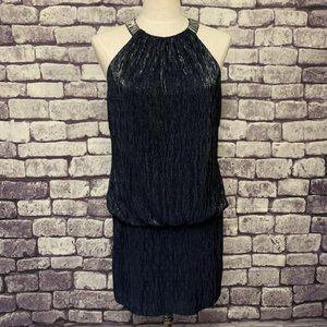 Laundry By Shelly Segal Racer Back Dress Size 8